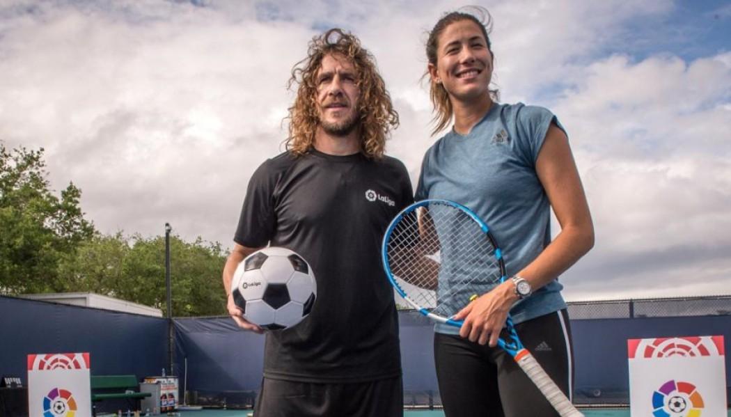 Τρομερός Πουγιόλ – Ποιο ποδόσφαιρο; – Δίδαξε… τένις ο παικταράς! (ΒΙΝΤΕΟ)