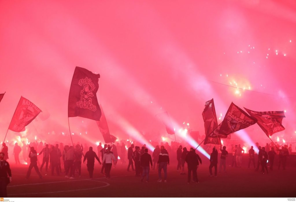 ΠΑΟΚ: Φαντασμαγορική φιέστα για την κατάκτηση του πρωταθλήματος (pics/vid)