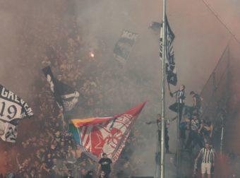 ΠΑΟΚ: Σκαρφαλώνουν για να μπουν στην Τούμπα! (pics)
