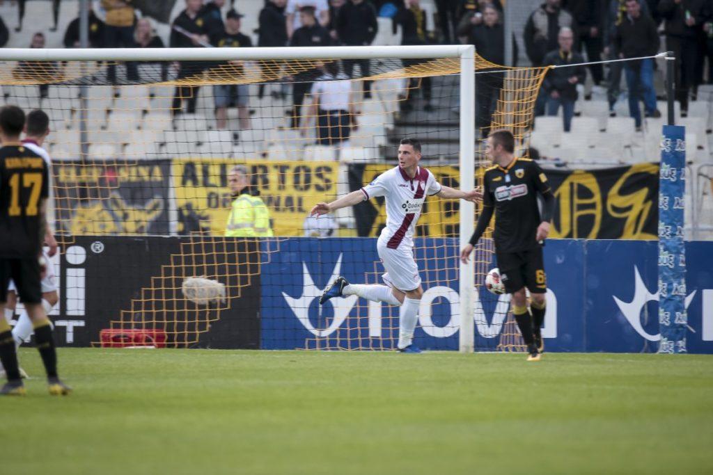 ΑΕΚ: Κίνδυνος να χαθεί η τρίτη θέση μετά την ήττα από τη Λάρισα