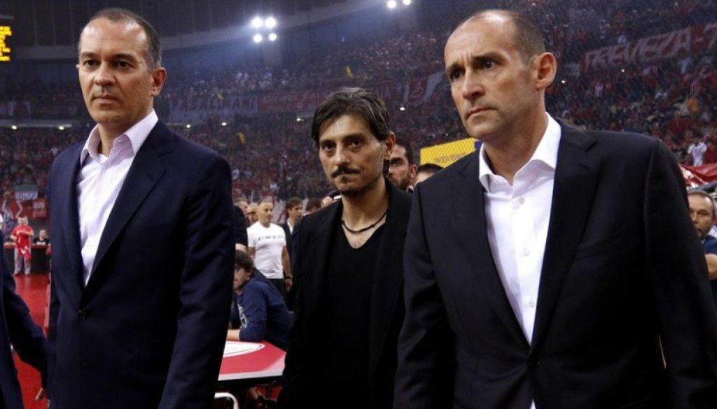 Βόμβα στο ελληνικό μπάσκετ – Δεν ανεβαίνει από την Α2 ο Ολυμπιακός – Τι θα κάνει ο Γιαννακόπουλος