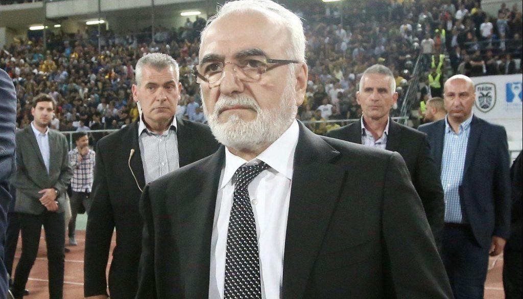 Απάντηση ΠΑΟΚ σε Ολυμπιακό – Ρίχνει… βόμβα ο Σαββίδης – Αλλάζουν όλα στο ελληνικό ποδόσφαιρο!