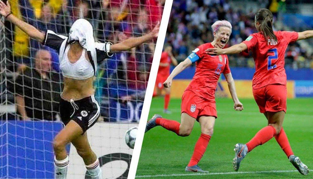 Τα κορίτσια ξέρουν μπάλα και όχι μόνο! Τρελοί πανηγυρισμοί στο γυναικείο ποδόσφαιρο (ΒΙΝΤΕΟ)