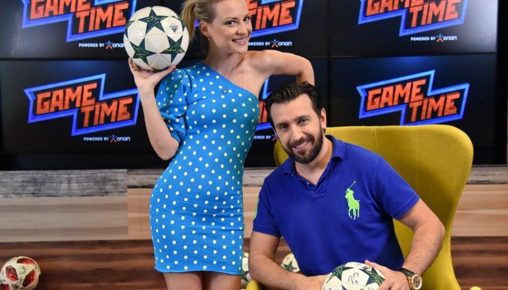 """Θάνος Πετρέλης στο ΟΠΑΠ Game Time: """"Ο Παναθηναϊκός θα παλέψει με νύχια και με δόντια για την νίκη με την ΑΕΚ"""""""