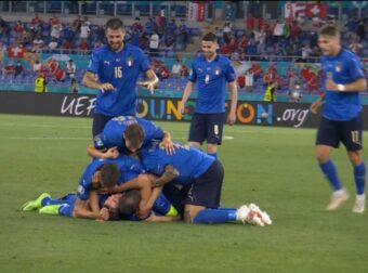 Λοκατέλι όπως… Ρονάλντο! Ο Ιταλός μέσος κάνει ότι θέλει και με σουτάρα γράφει το 2-0 (ΒΙΝΤΕΟ)