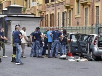 Πρόλαβαν έκρηξη βόμβας στην Ρώμη πριν το Ιταλία – Ελβετία – Θα πέρναγαν οπαδοί από εκεί (ΦΩΤΟ)