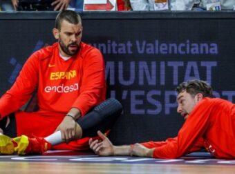 Τέλος εποχής για το ευρωπαϊκό μπάσκετ: Τα αδέλφια Γκασόλ αποχωρούν από την Εθνική Ισπανίας!